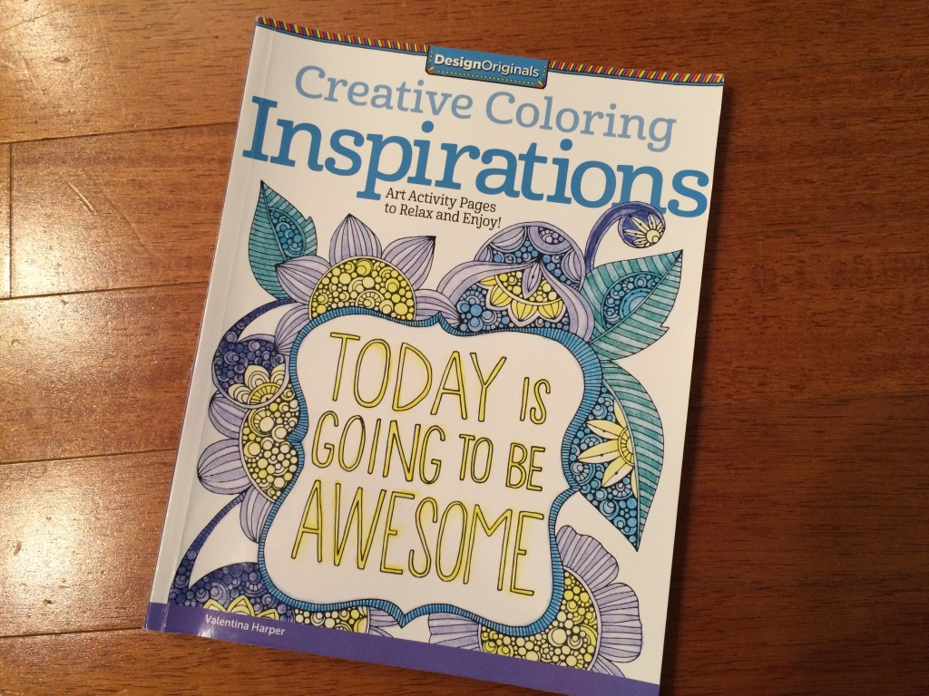 Adult Coloring: A Relaxing, No Pressure Activity