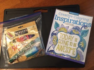 Adult Coloring: A No Pressure, Relaxing Activity