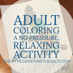 I Guess Adult Coloring Is For Me